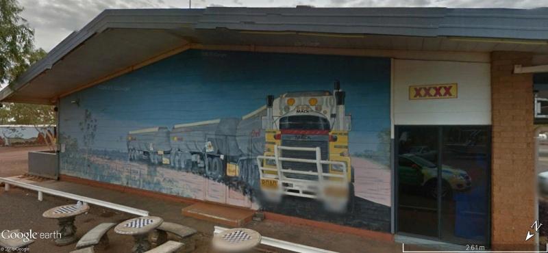 STREET VIEW : LA VIE DU RAIL EN AUSTRALIE 49