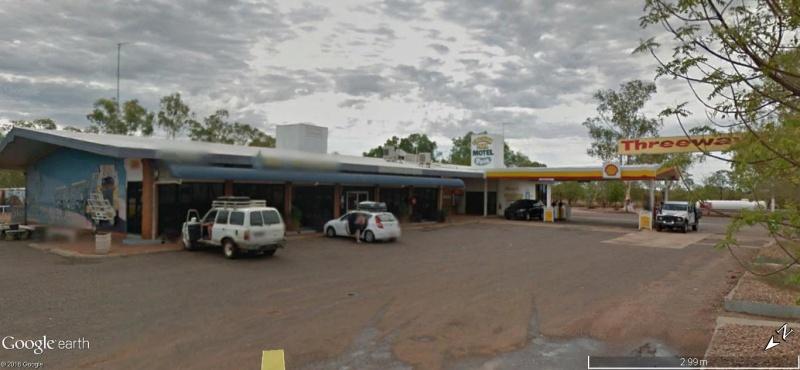 STREET VIEW : LA VIE DU RAIL EN AUSTRALIE 51