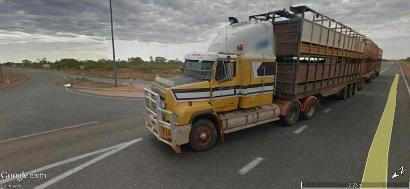 STREET VIEW : LA VIE DU RAIL EN AUSTRALIE 52