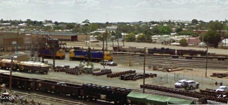STREET VIEW : LA VIE DU RAIL EN AUSTRALIE - Page 2 66