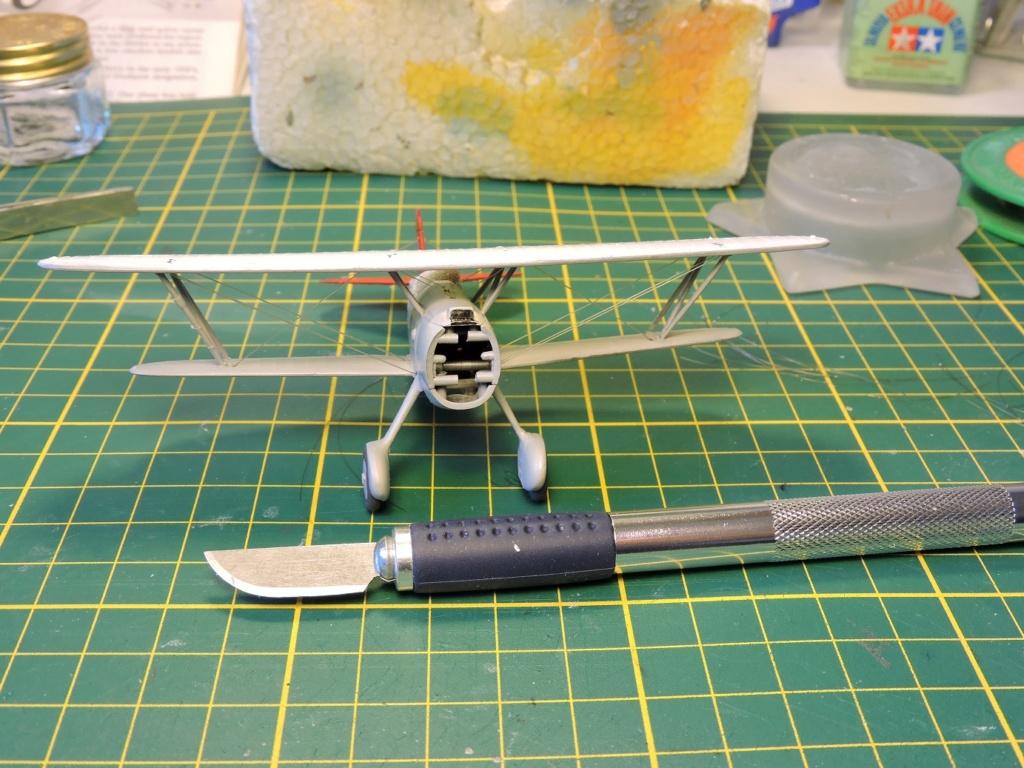 [Monogram] Curtiss goshawk F11C-2 - Page 2 Curtis34