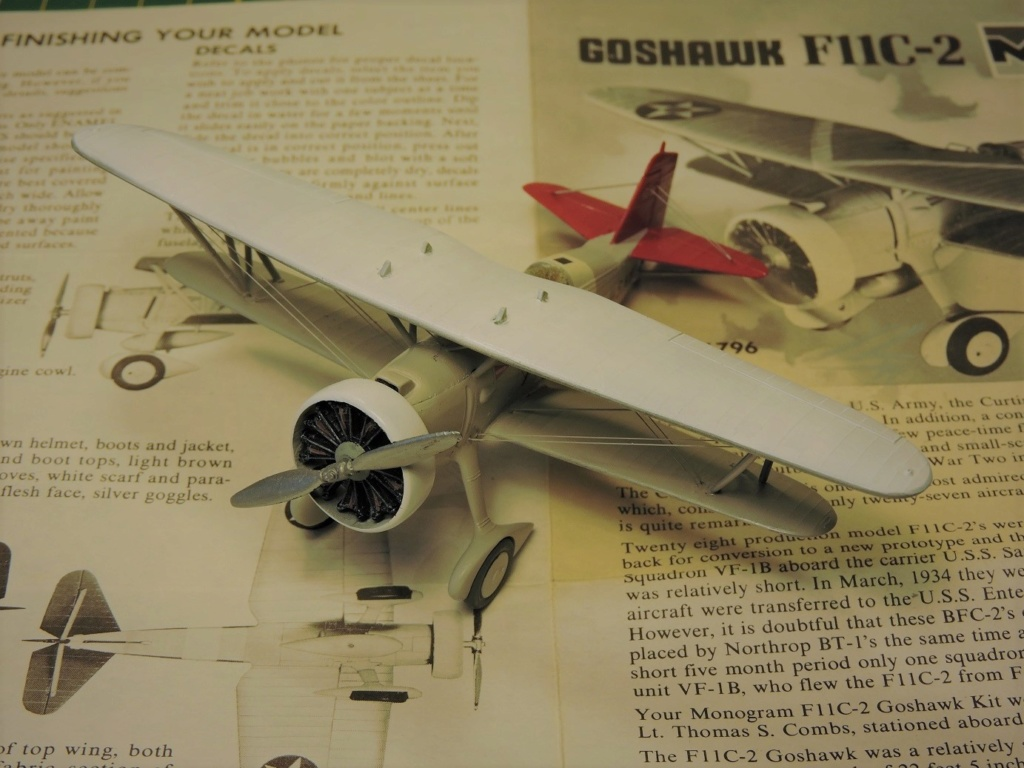 [Monogram] Curtiss goshawk F11C-2 - Page 2 Curtis37