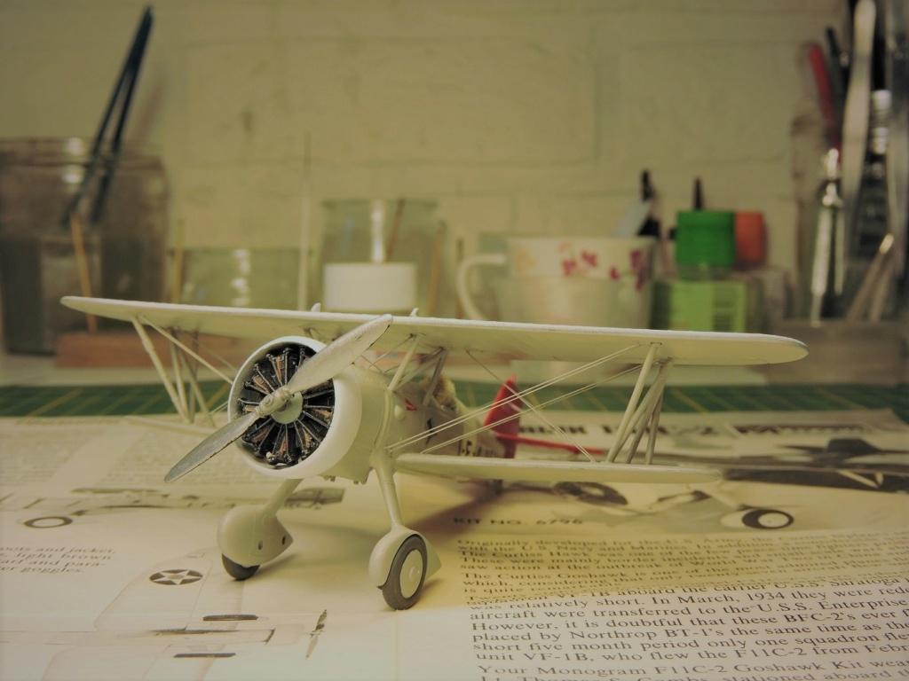 [Monogram] Curtiss goshawk F11C-2 - Page 2 Curtis39