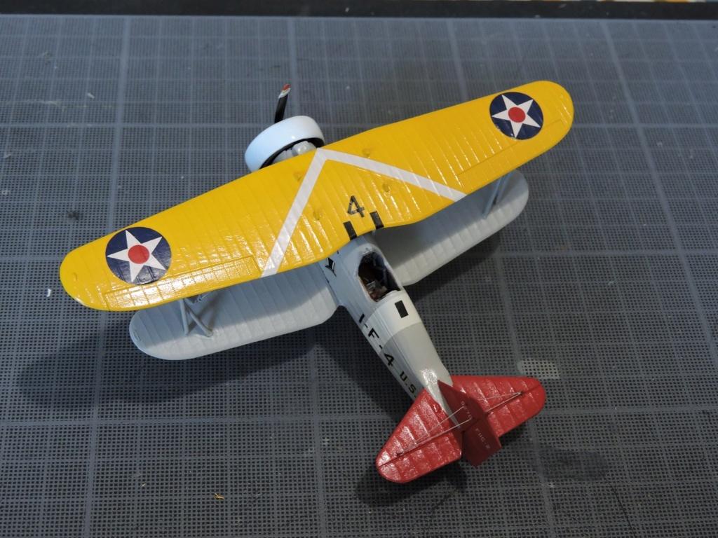 [Monogram] Curtiss goshawk F11C-2 - Page 2 Curtis43