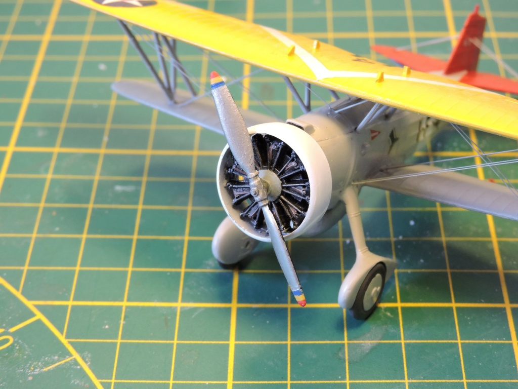 [Monogram] Curtiss goshawk F11C-2 - Page 3 Curtis44