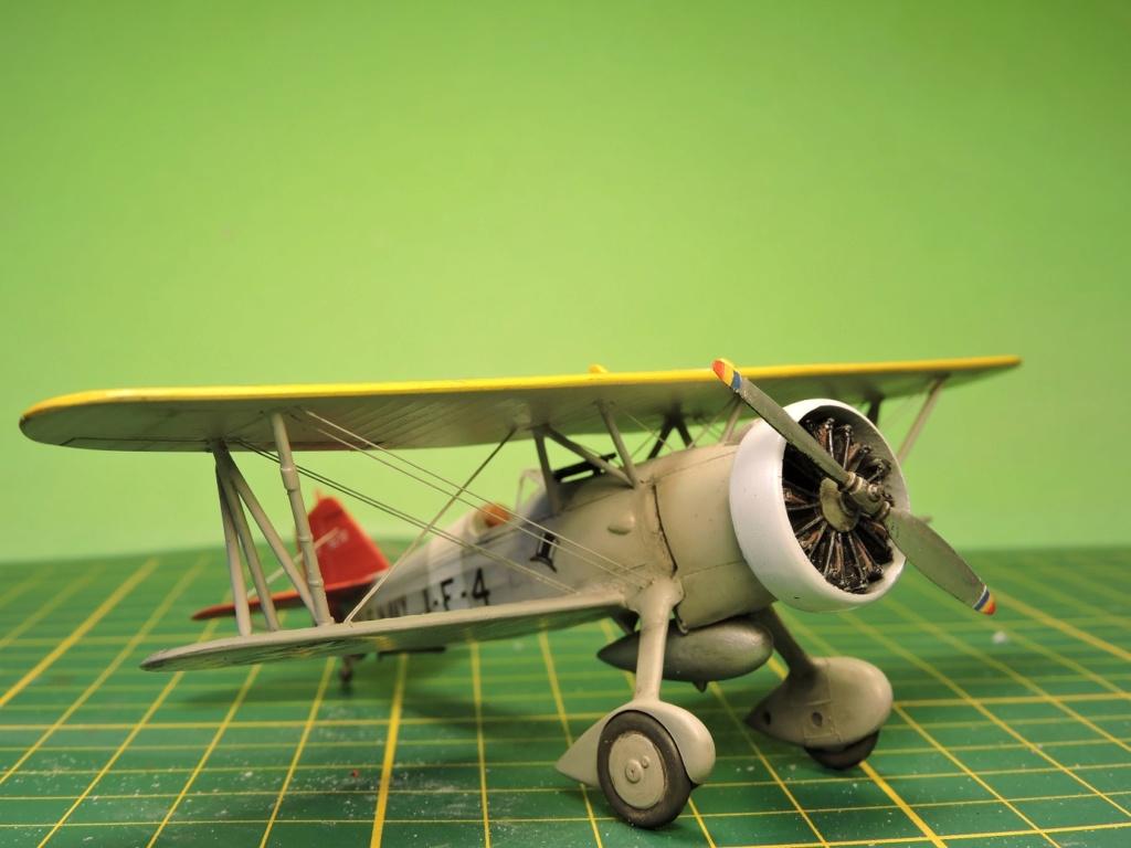 [Monogram] Curtiss goshawk F11C-2 - Page 3 Curtis47