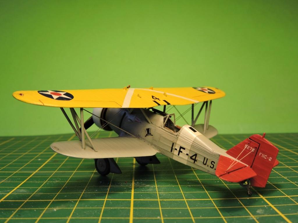 [Monogram] Curtiss goshawk F11C-2 - Page 3 Curtis48