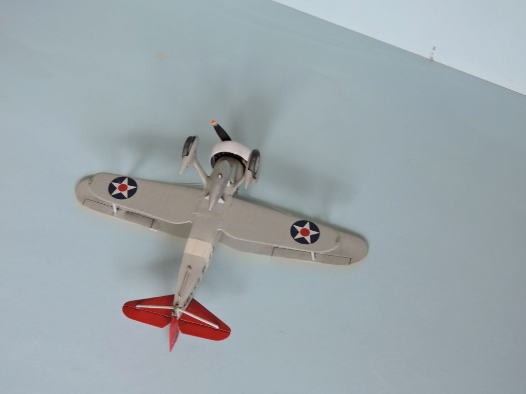 [Monogram] Curtiss goshawk F11C-2 - Page 3 Curtis52