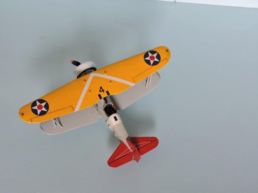 [Monogram] Curtiss goshawk F11C-2 Curtis53
