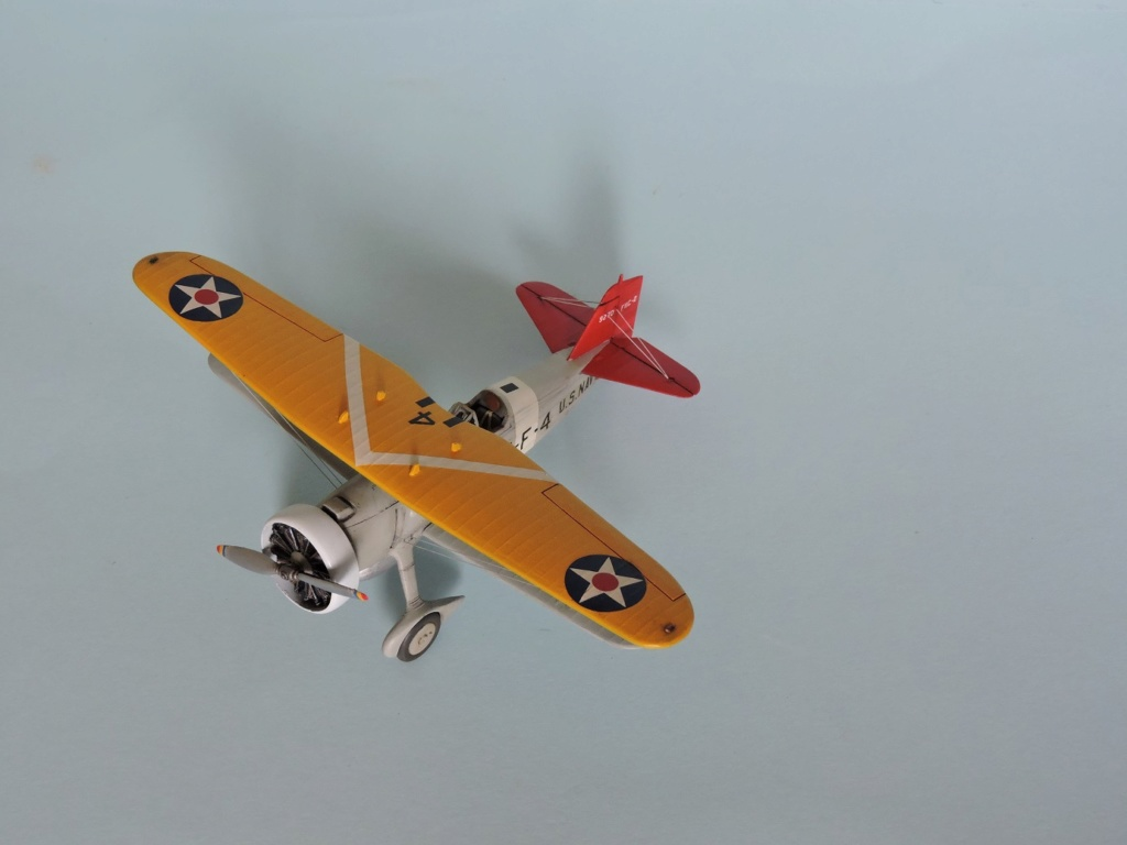[Monogram] Curtiss goshawk F11C-2 Curtis54