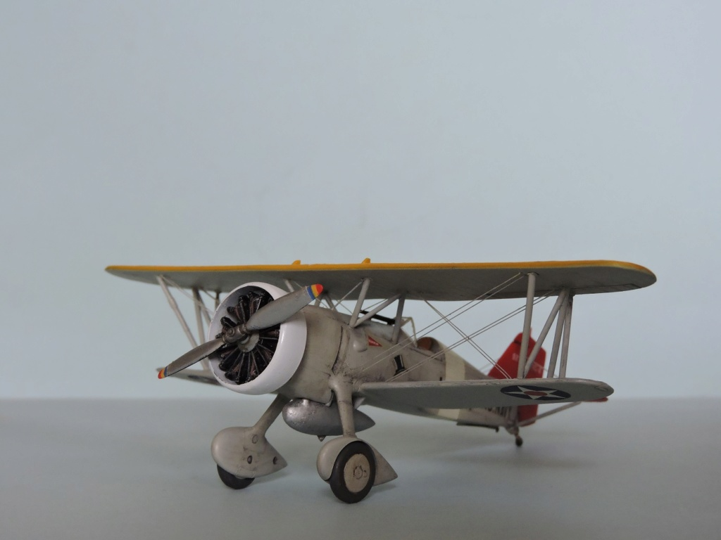 [Monogram] Curtiss goshawk F11C-2 Curtis55