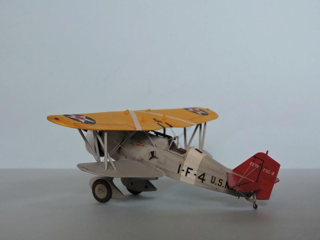 [Monogram] Curtiss goshawk F11C-2 Curtis56