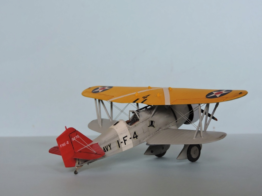 [Monogram] Curtiss goshawk F11C-2 Curtis57