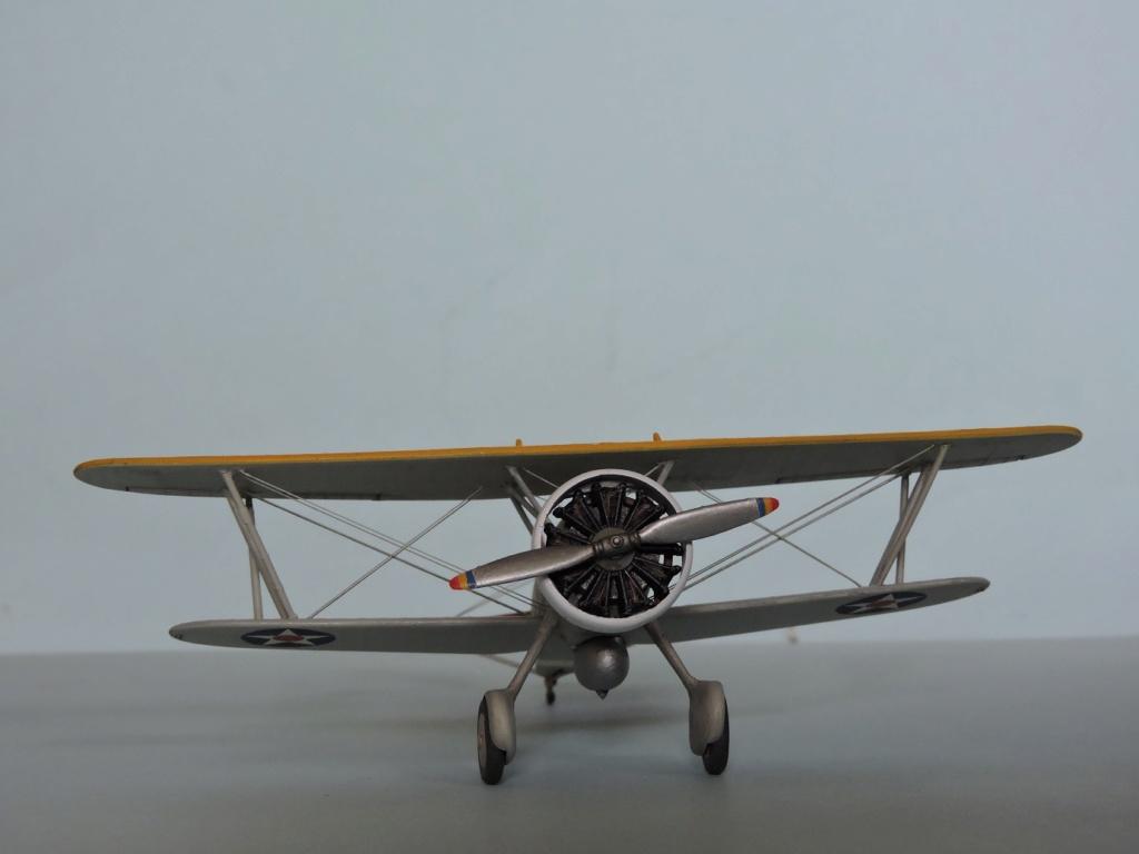 [Monogram] Curtiss goshawk F11C-2 Curtis58