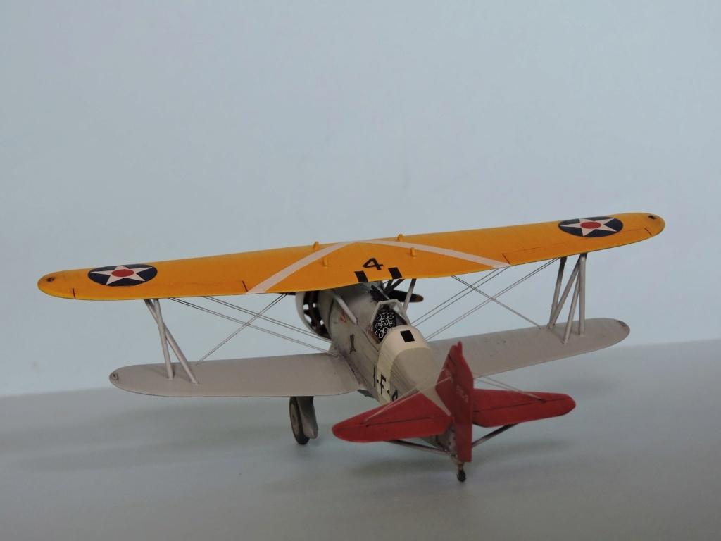[Monogram] Curtiss goshawk F11C-2 Curtis59