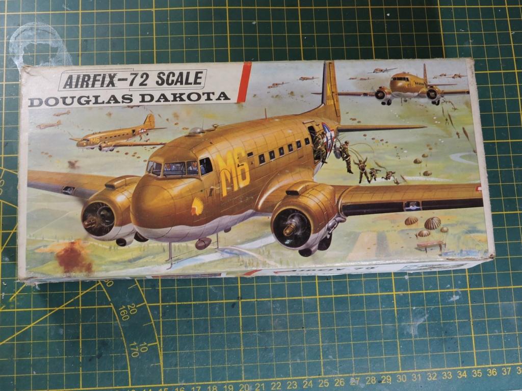 Dakota Airfix 1/72ème nouvelle boite vers 2000...?... - Page 3 Dakota10