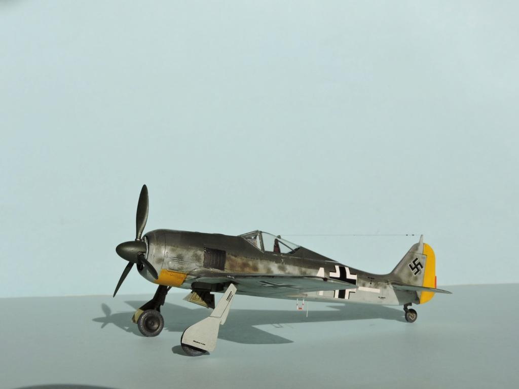 "Zvezda Focke Wulf 190 A4 ""FINIT"" - Page 2 Focke100"