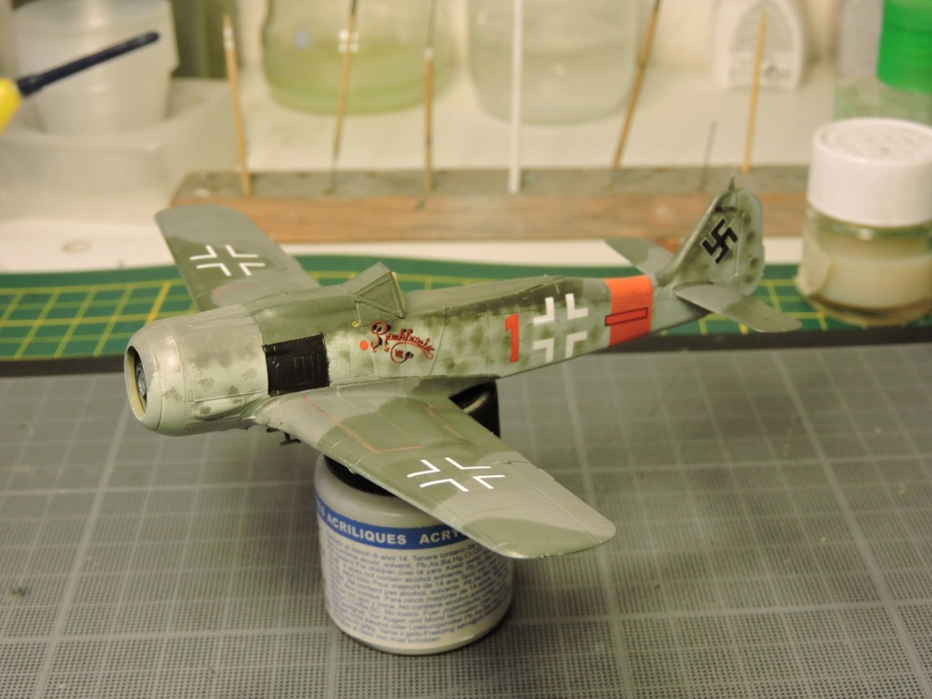 [Edouard] focke wulf 190 A-8 R2 - Page 2 Focke116