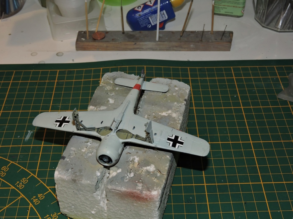 [Edouard] focke wulf 190 A-8 R2 terminé!! - Page 2 Focke122