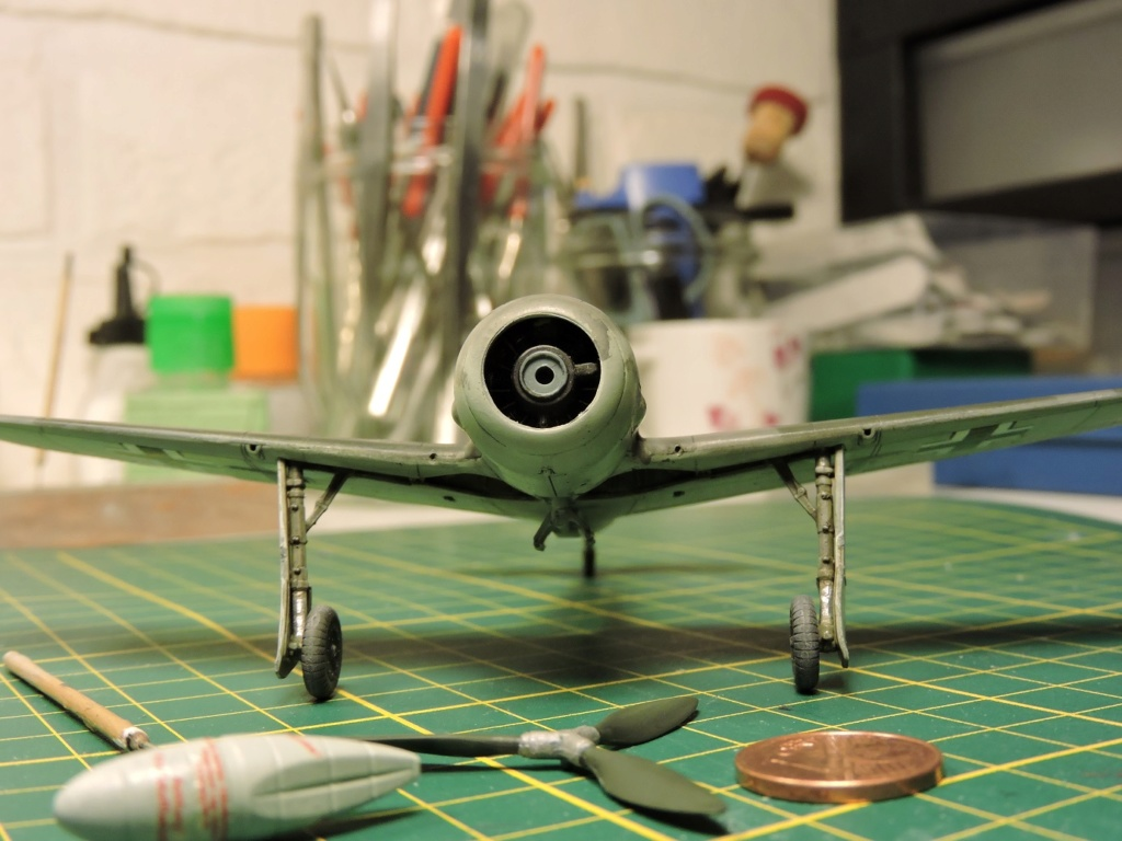 [Edouard] focke wulf 190 A-8 R2 terminé!! - Page 2 Focke124