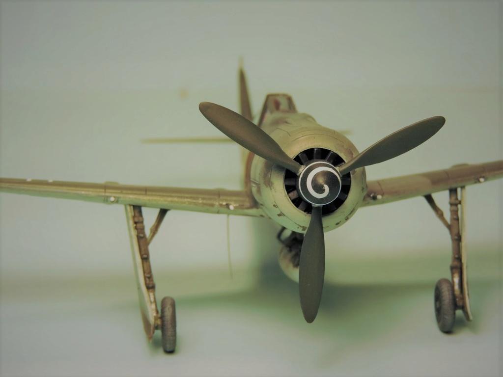 [Edouard] focke wulf 190 A-8 R2 terminé!! - Page 2 Focke126
