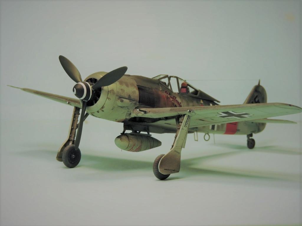 [Edouard] focke wulf 190 A-8 R2 terminé!! - Page 2 Focke128