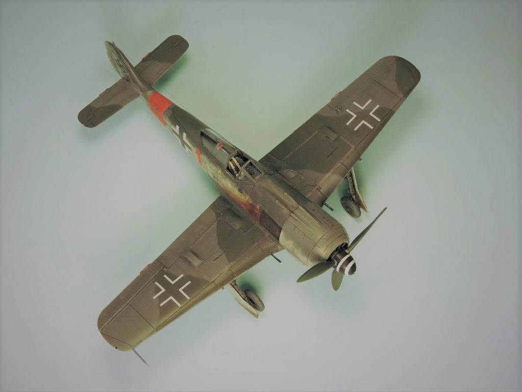 [Edouard] focke wulf 190 A-8 R2 terminé!! - Page 2 Focke129