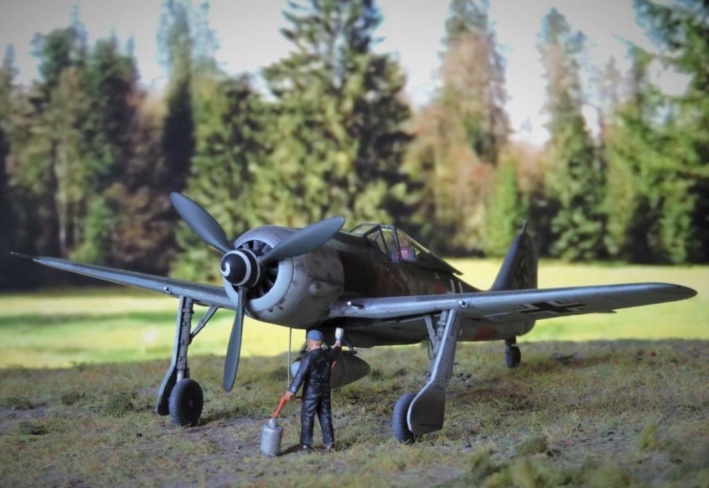 [Edouard] focke wulf 190 A-8 R2 terminé!! - Page 3 Focke132
