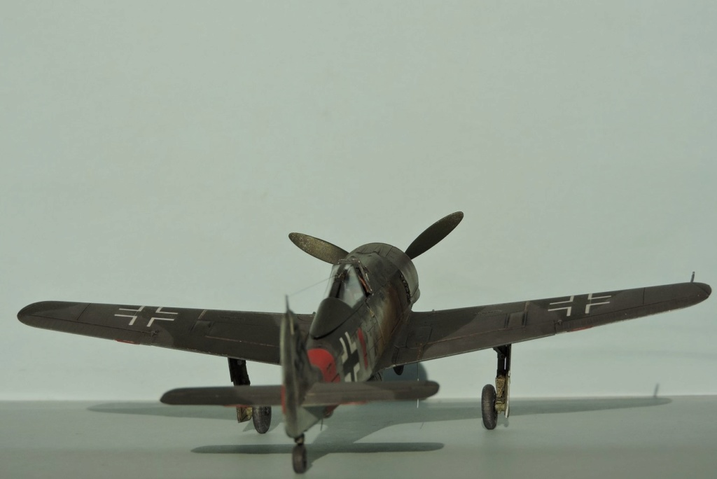 [Edouard] focke wulf 190 A-8 R2 terminé!! - Page 3 Focke134