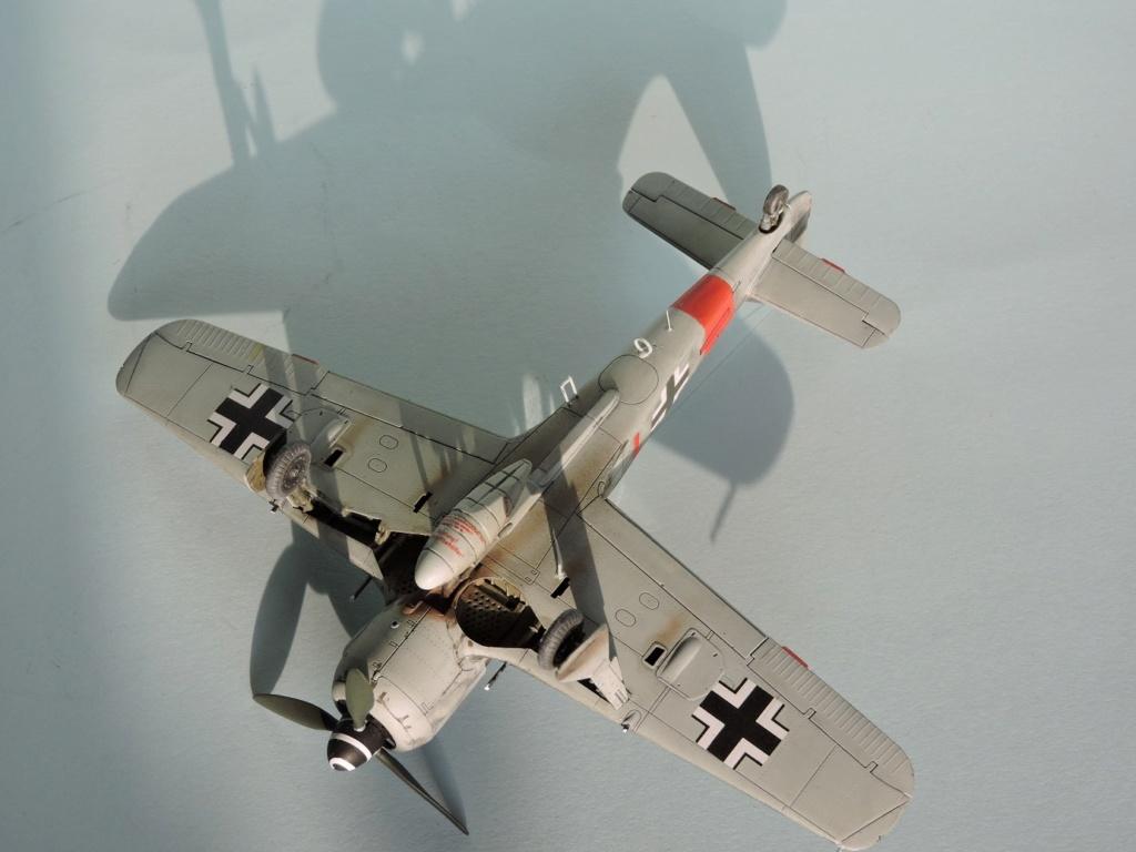[Edouard] focke wulf 190 A-8 R2 terminé!! - Page 3 Focke138
