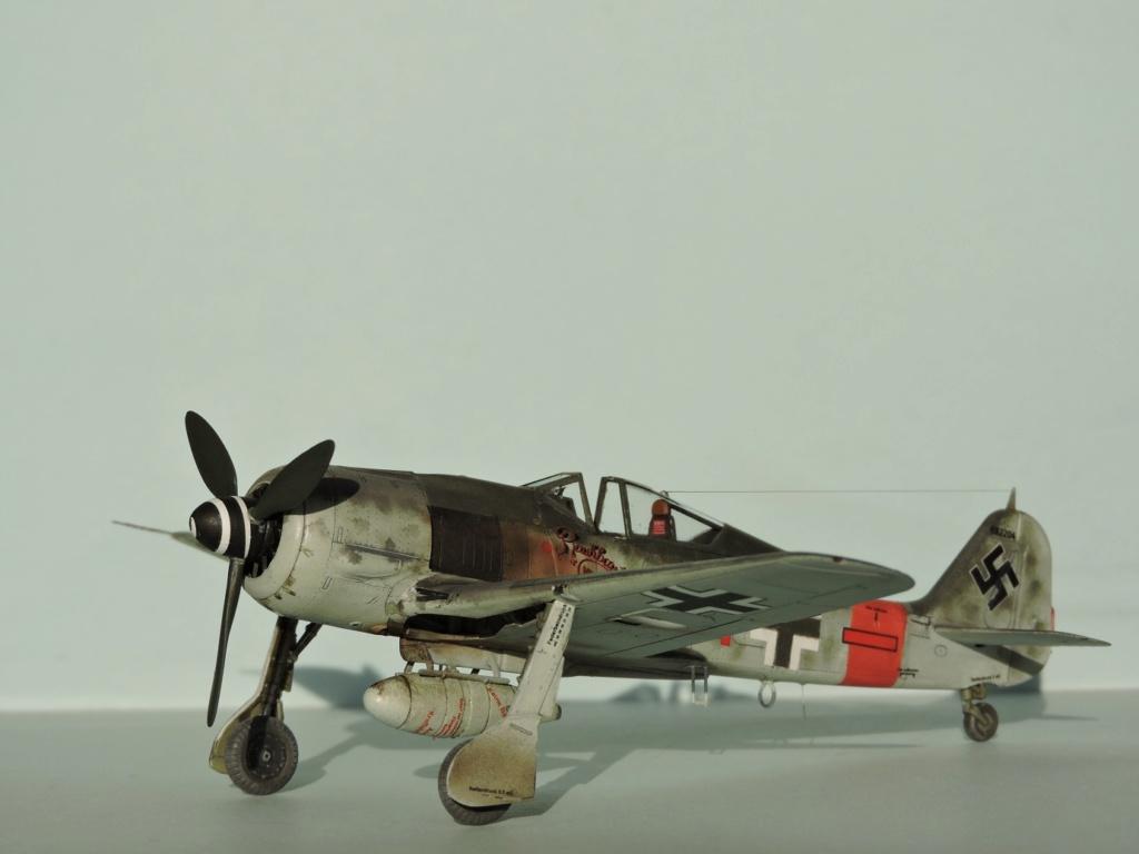 [Edouard] focke wulf 190 A-8 R2 terminé!! - Page 3 Focke139