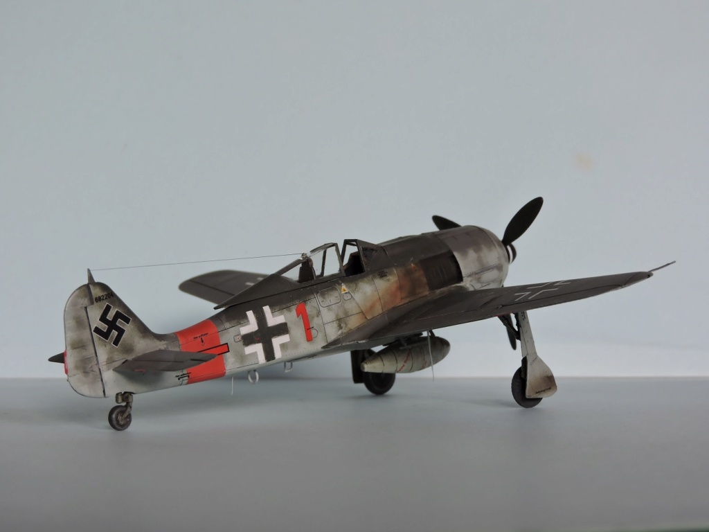 [Edouard] focke wulf 190 A-8 R2 terminé!! - Page 3 Focke140