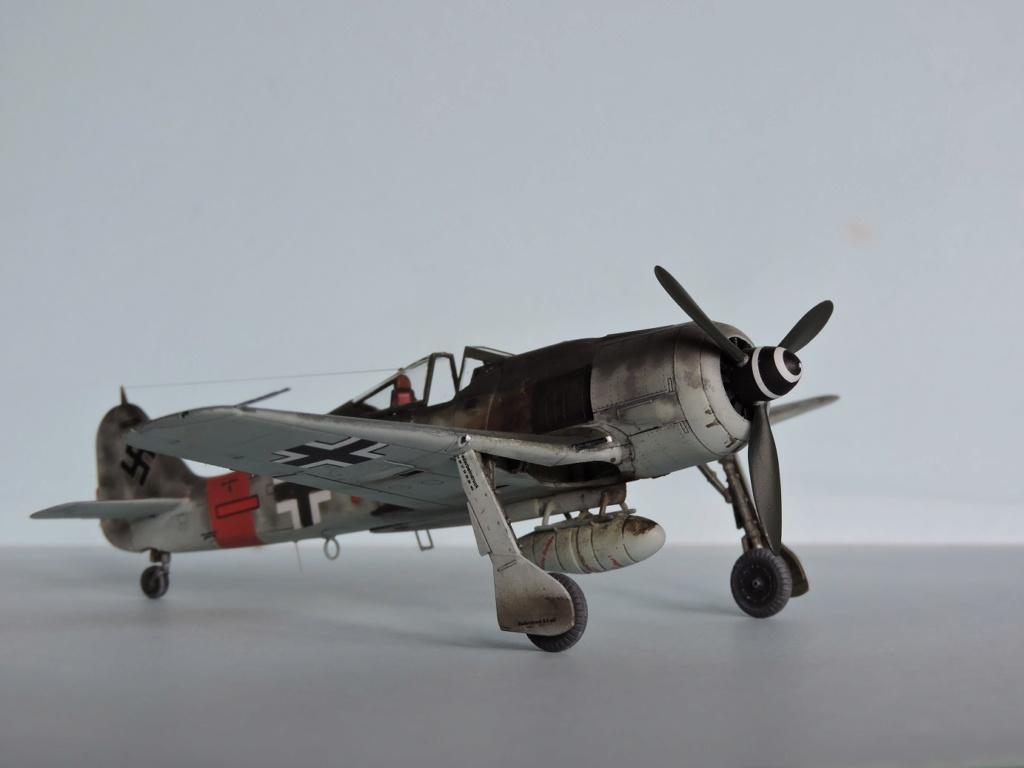 [Edouard] focke wulf 190 A-8 R2 terminé!! - Page 3 Focke141