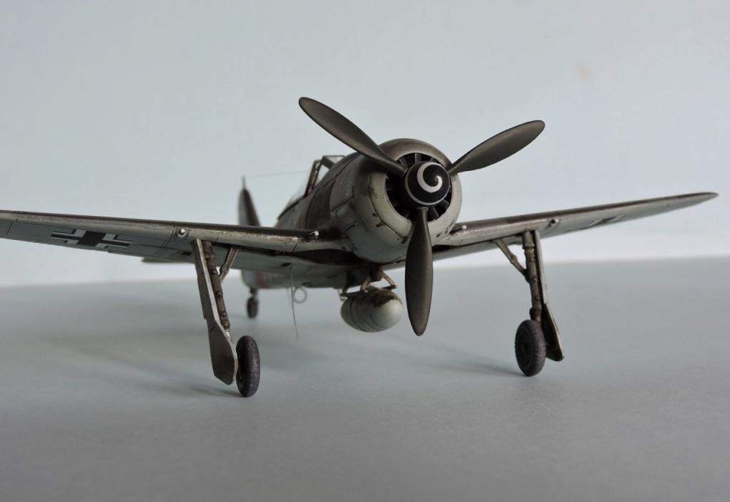 [Edouard] focke wulf 190 A-8 R2 terminé!! - Page 3 Focke142