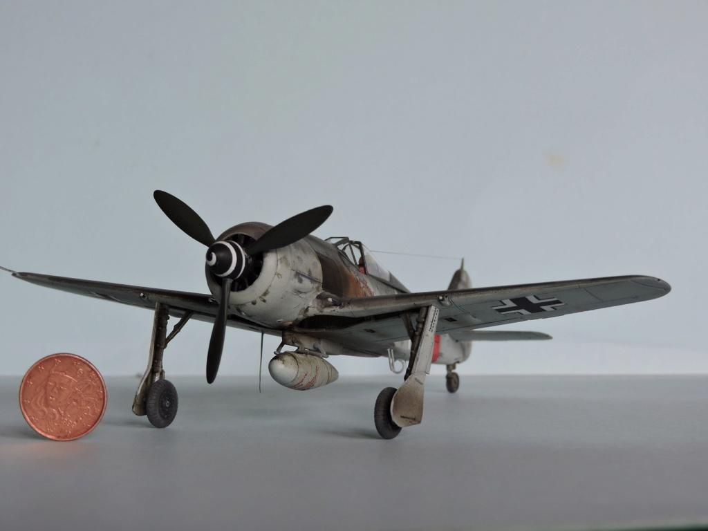 [Edouard] focke wulf 190 A-8 R2 terminé!! - Page 3 Focke143