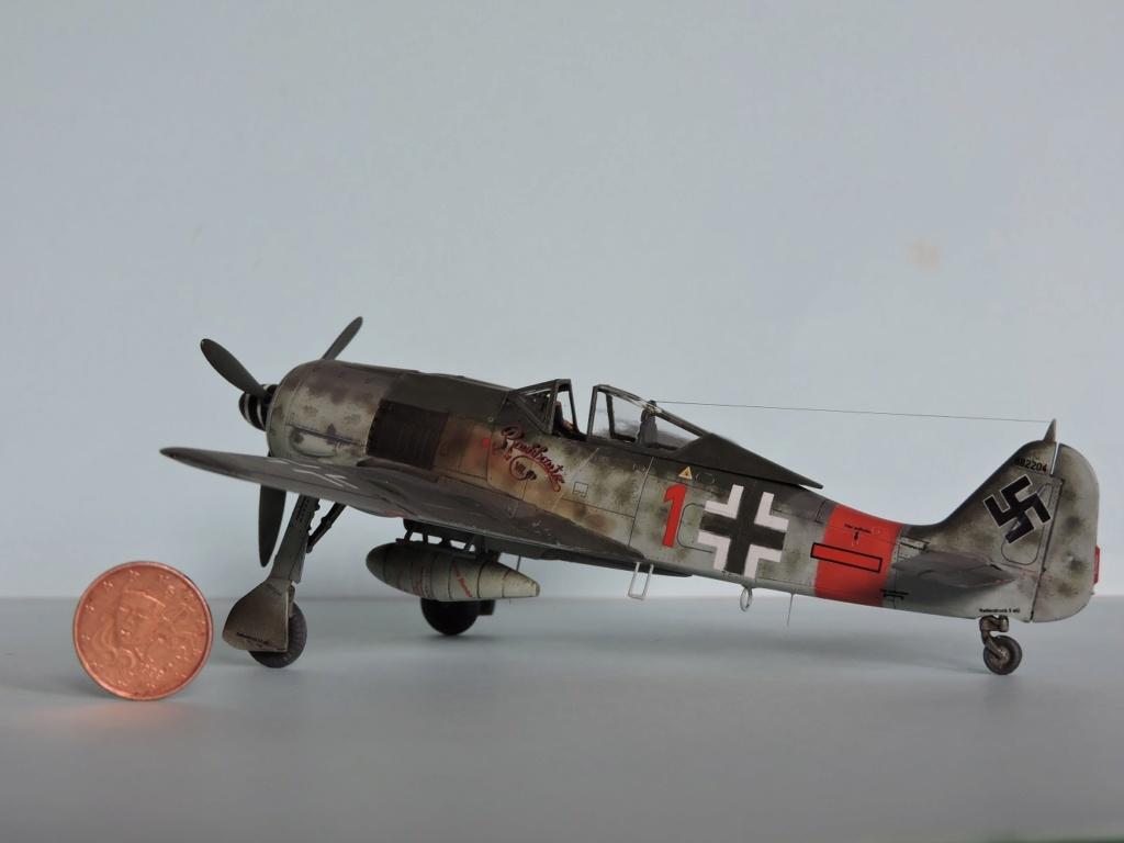 [Edouard] focke wulf 190 A-8 R2 terminé!! - Page 3 Focke144
