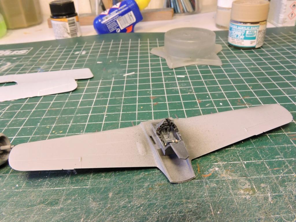 "Zvezda Focke Wulf 190 A4 ""FINIT"" Focke_75"