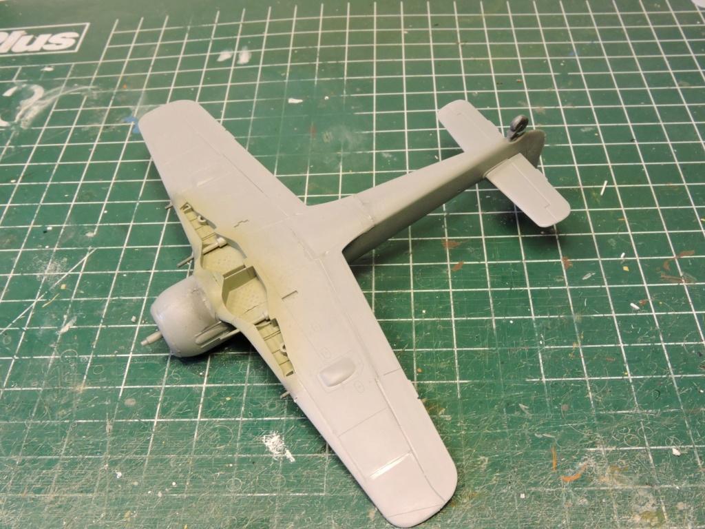"Zvezda Focke Wulf 190 A4 ""FINIT"" Focke_78"