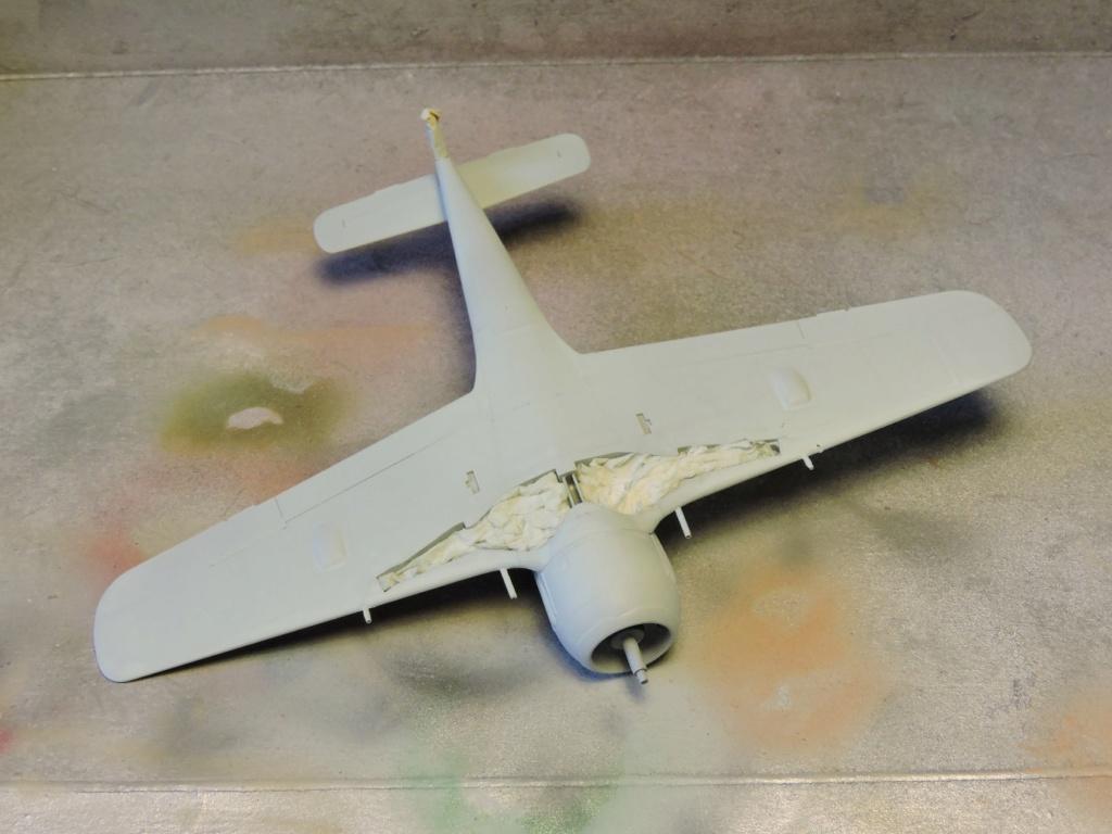 "Zvezda Focke Wulf 190 A4 ""FINIT"" Focke_79"