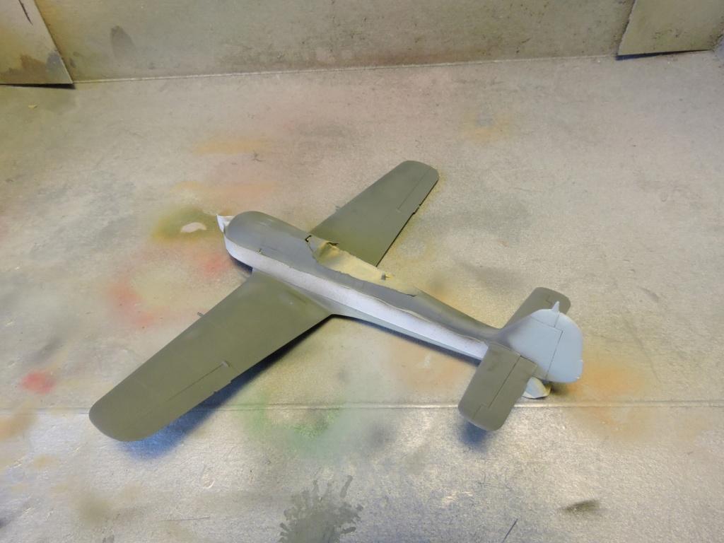 "Zvezda Focke Wulf 190 A4 ""FINIT"" Focke_81"