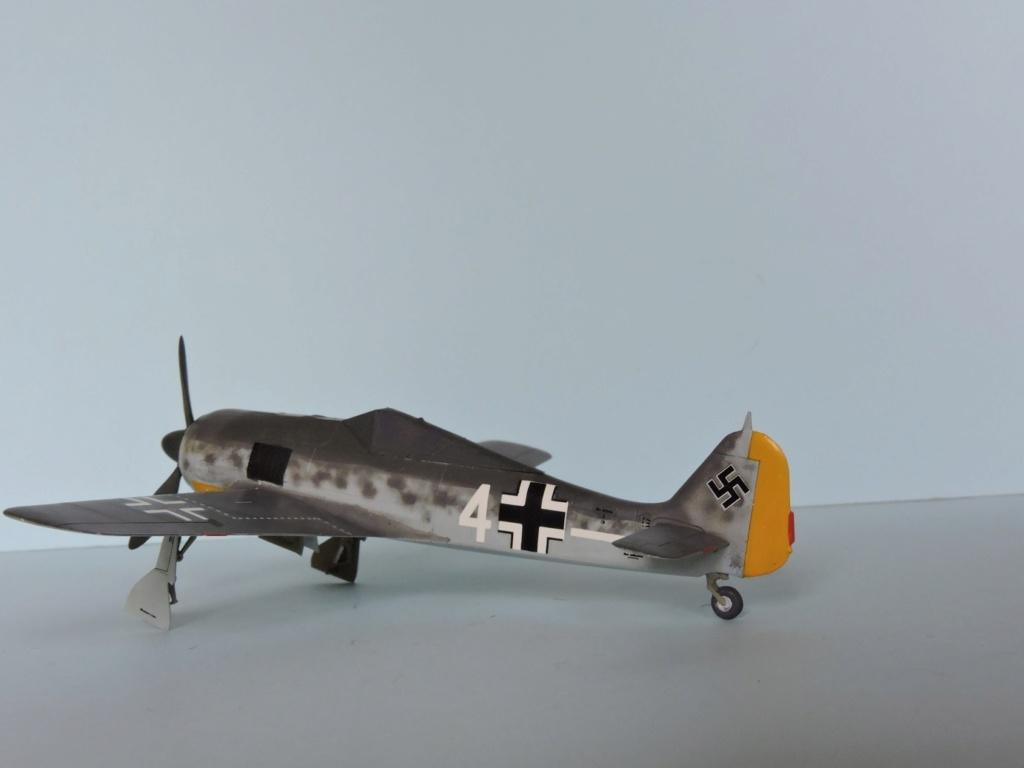 "Zvezda Focke Wulf 190 A4 ""FINIT"" - Page 2 Focke_87"