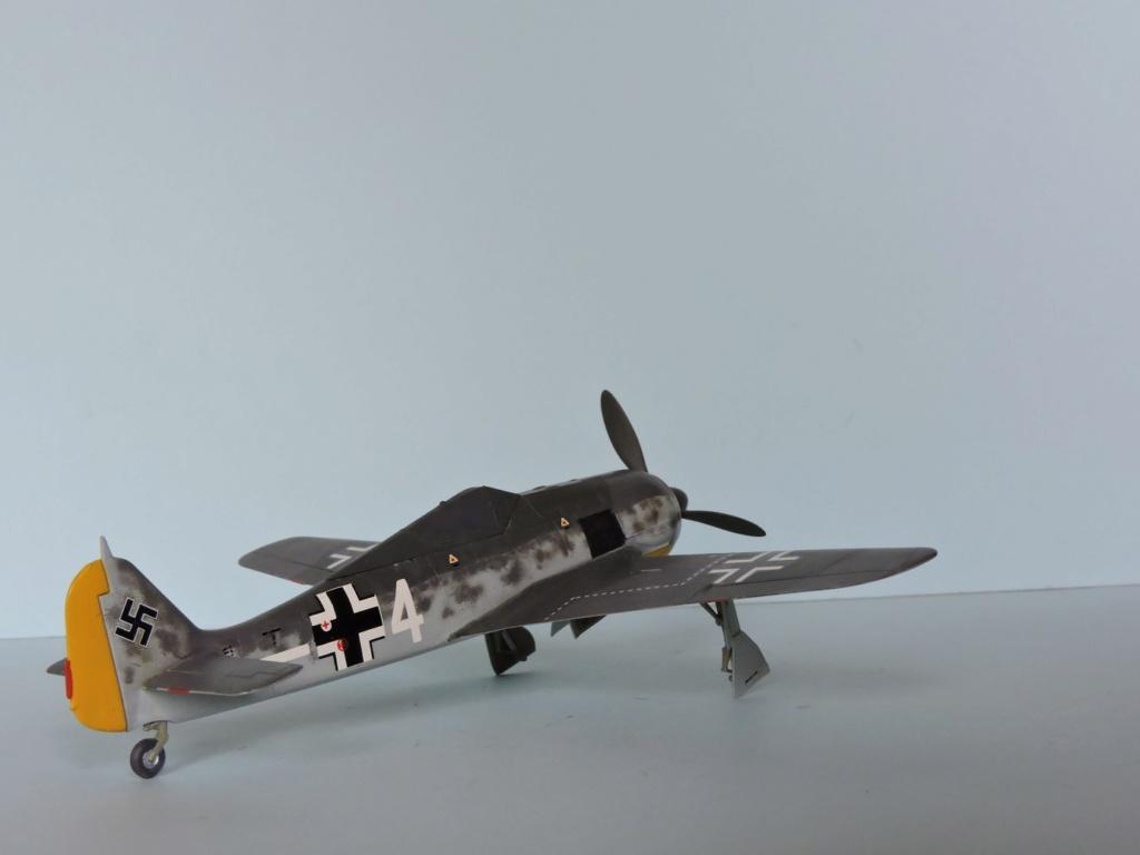 "Zvezda Focke Wulf 190 A4 ""FINIT"" - Page 2 Focke_88"