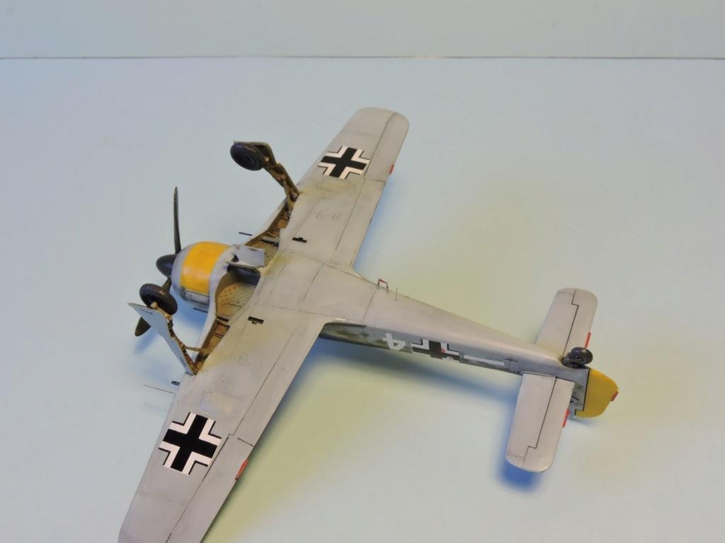 "Zvezda Focke Wulf 190 A4 ""FINIT"" - Page 2 Focke_92"