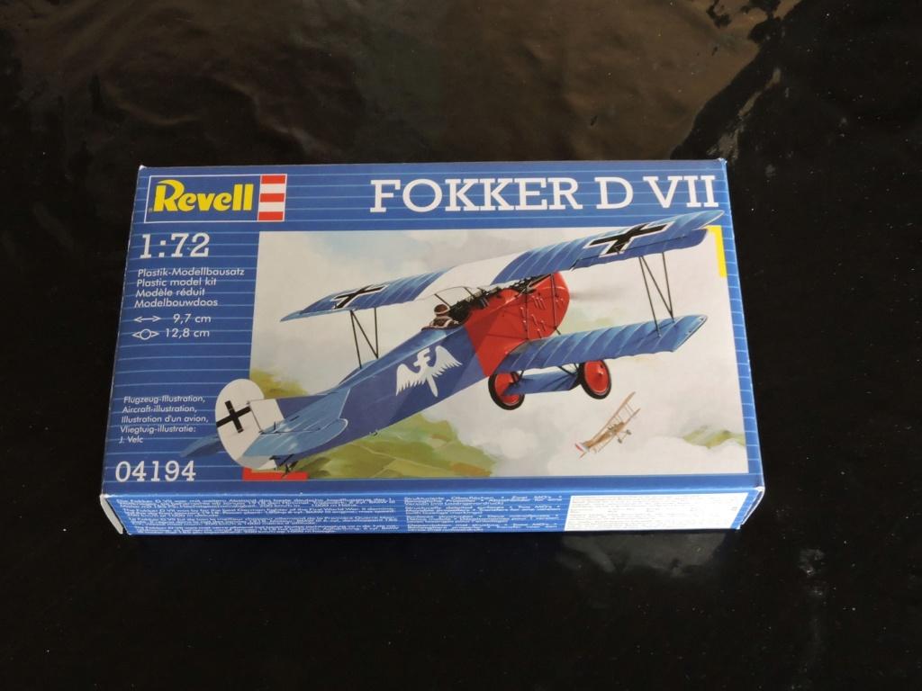 [revell] Fokker DVII Fokker11