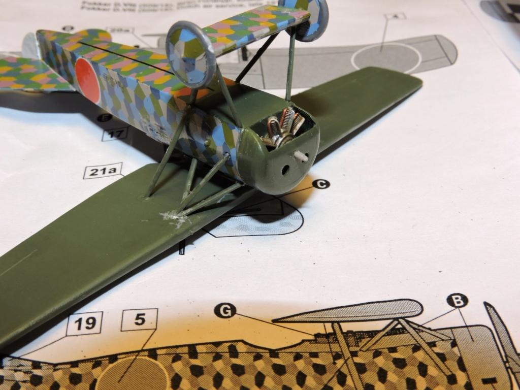 [RODEN] Fokker E.V/d.VIII aviation Néerlandaise Fokker29