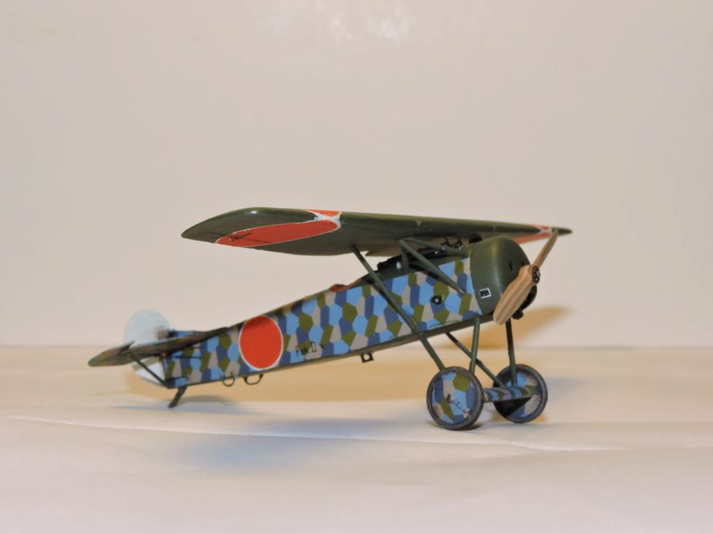 [RODEN] Fokker E.V/d.VIII aviation Néerlandaise Fokker36