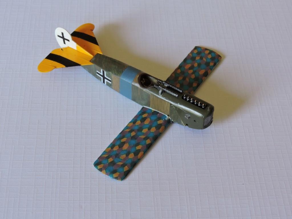 [revell] Fokker DVII Fokker70