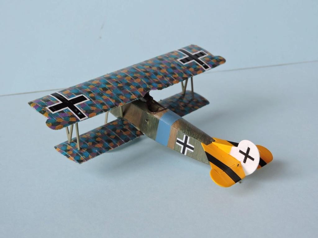 [revell] Fokker DVII Fokker77