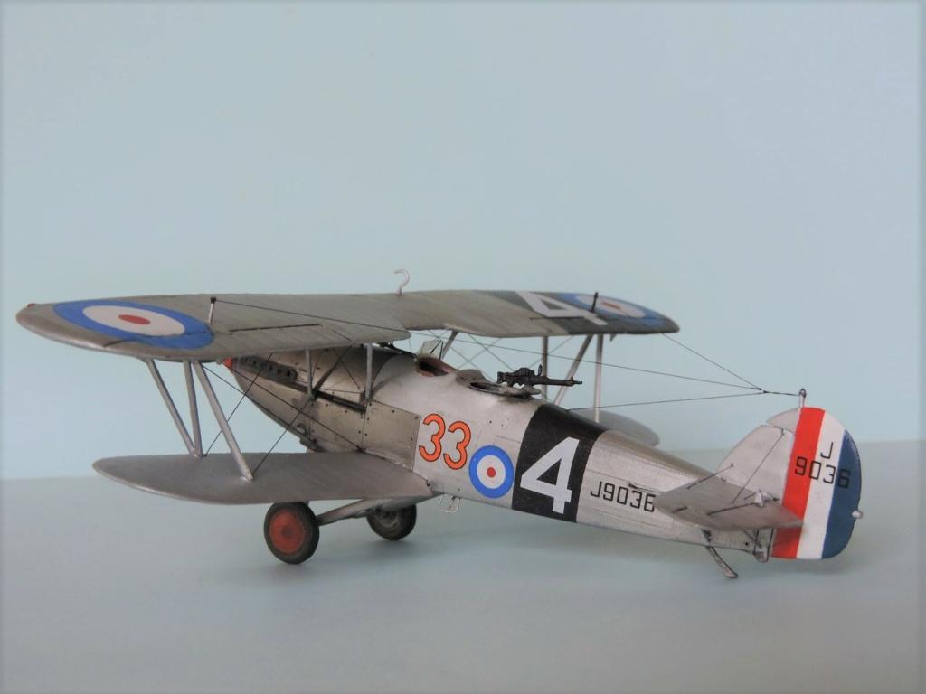 [AIRFIX/AZMODEL] Hawker Hart /Demon - Page 3 Hawke106