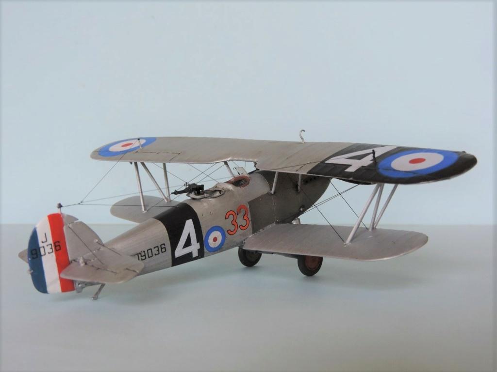[AIRFIX/AZMODEL] Hawker Hart /Demon - Page 3 Hawke107